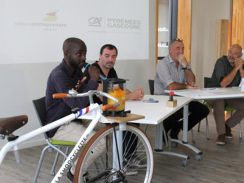 Le fondateur de la Smoocyclette raconte son projet