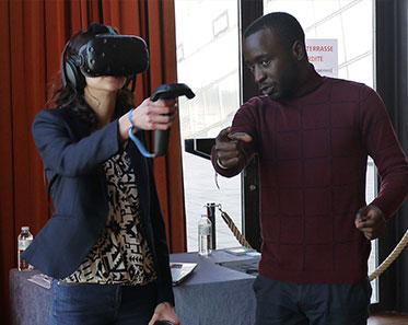 L'animation réalité virtuelle Poza vous ouvre de nouvelles possibilités