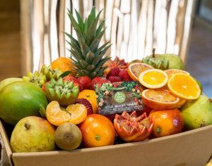 Toujours de beaux et délicieux fruits avec Poza