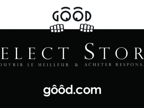 Gôôd le Select Store innovant
